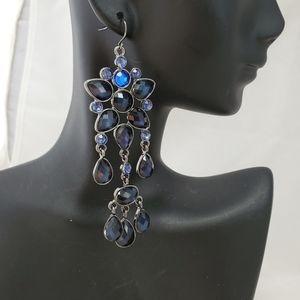 Macy's earrings